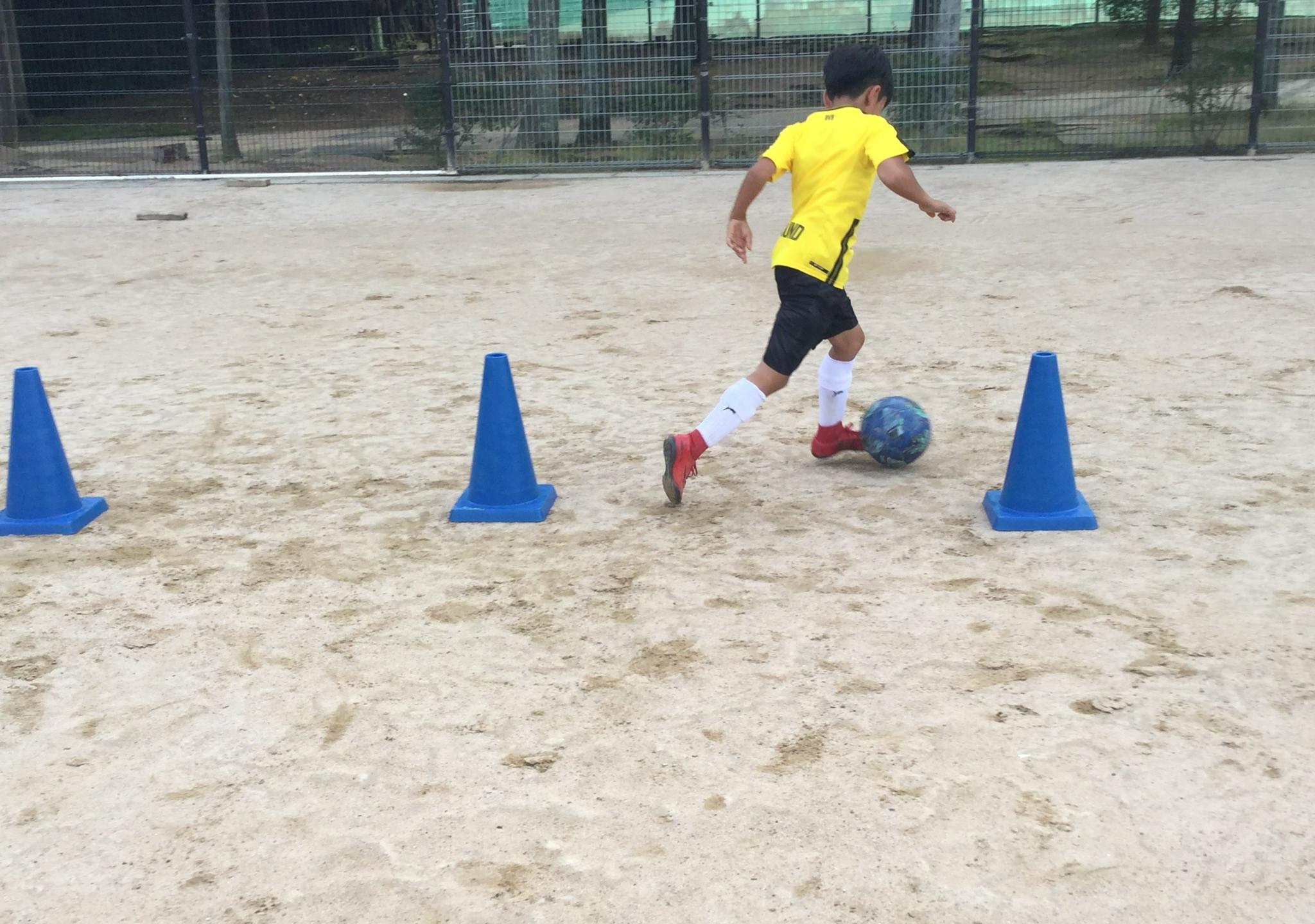 エフォートサッカースクール 明石 西明石 加古川 垂水 舞子