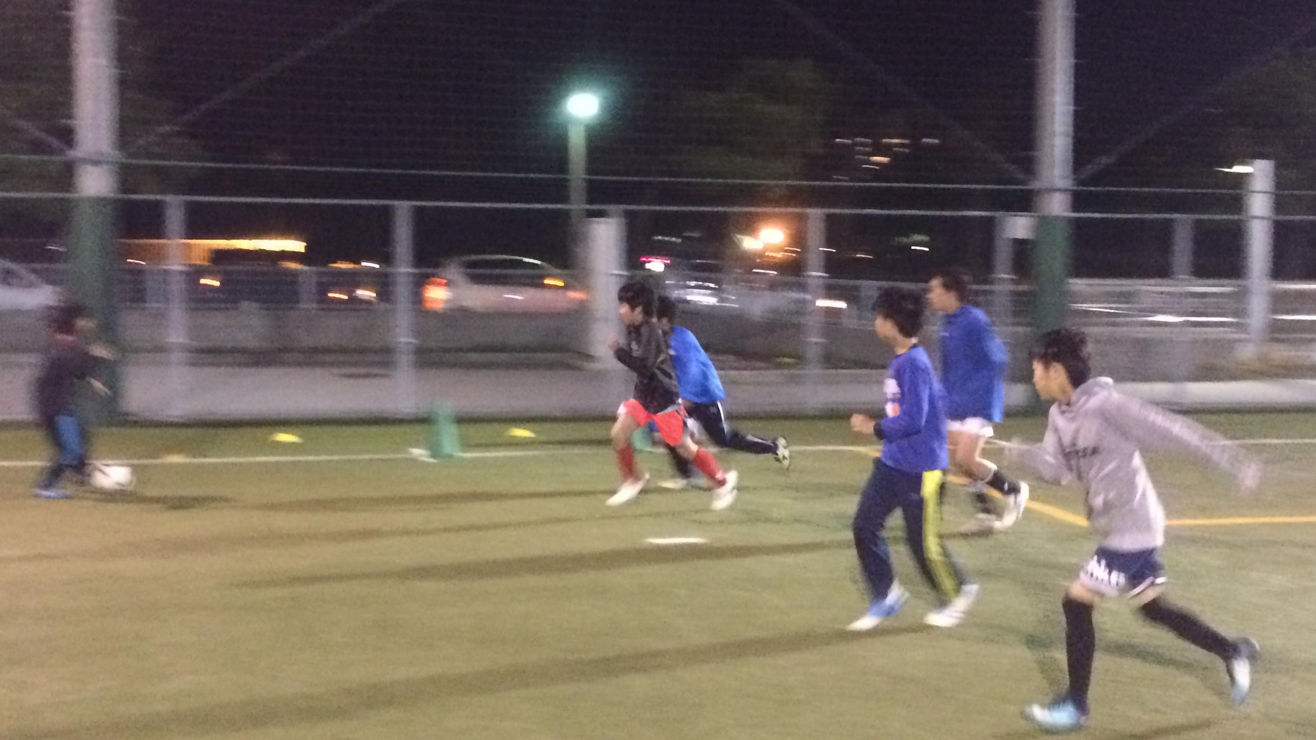 エフォートサッカースクール 明石 舞子 垂水 大蔵海岸