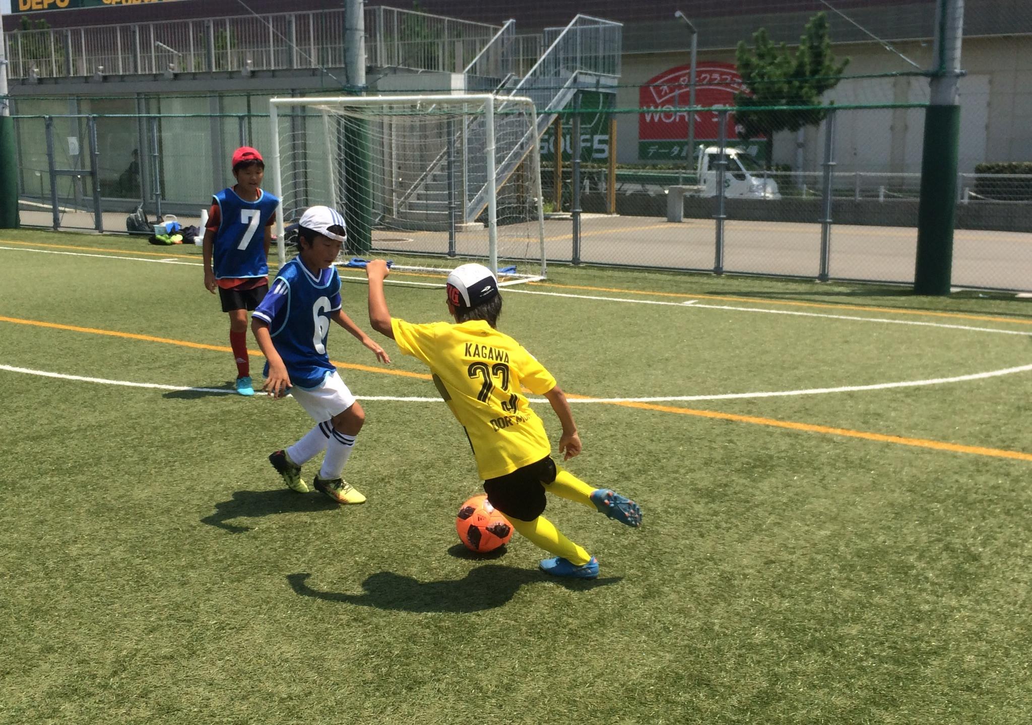エフォートサッカースクール 明石 播磨 稲美 大蔵海岸