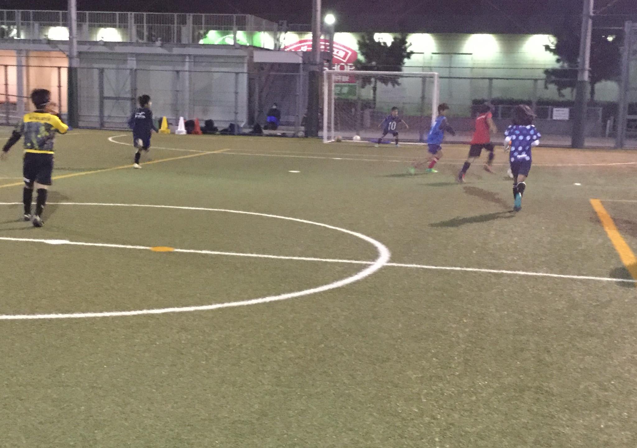 エフォートサッカースクール 明石 大蔵海岸 神戸 舞子