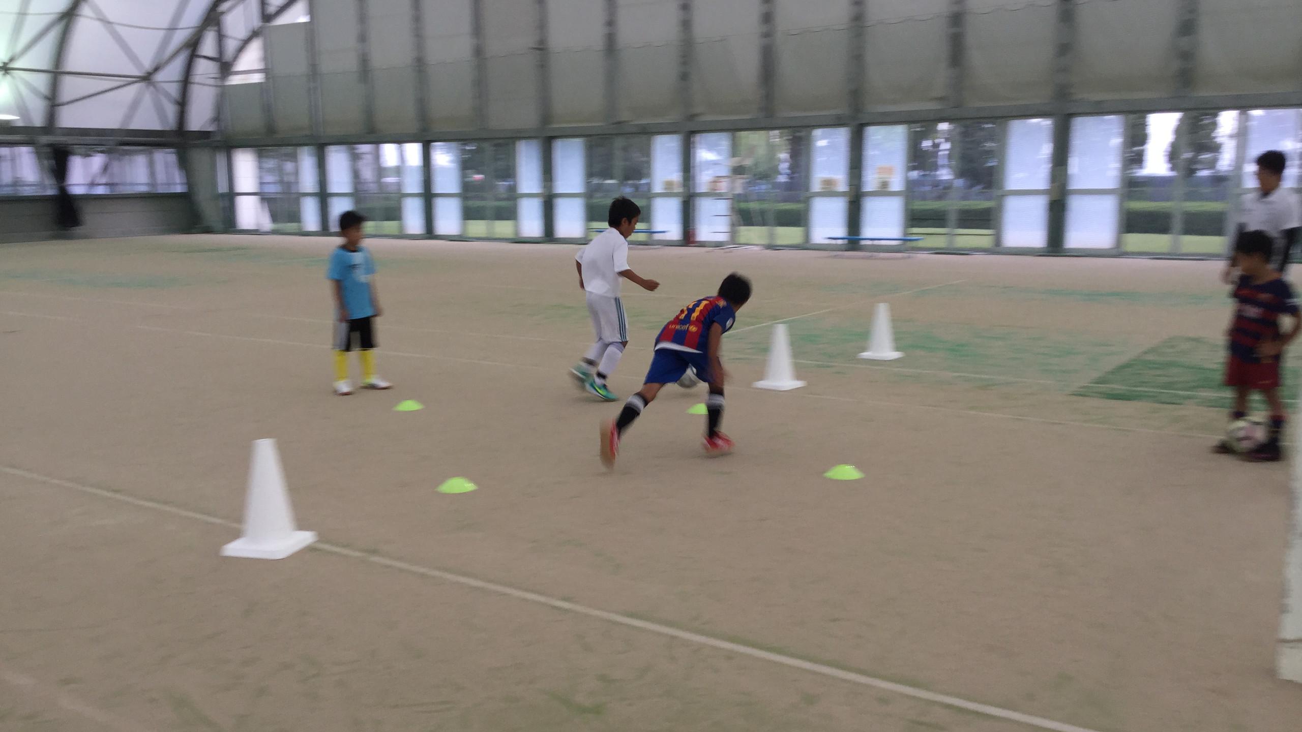 エフォートサッカースクール 播磨 はりまシーサイドドーム