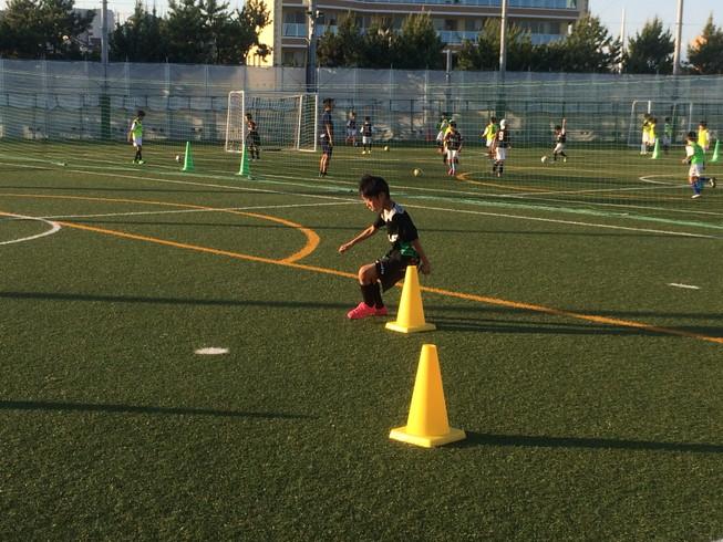 エフォートサッカースクール 明石大蔵海岸