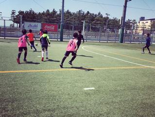 エフォートサッカースクール夏休み短期教室のご案内
