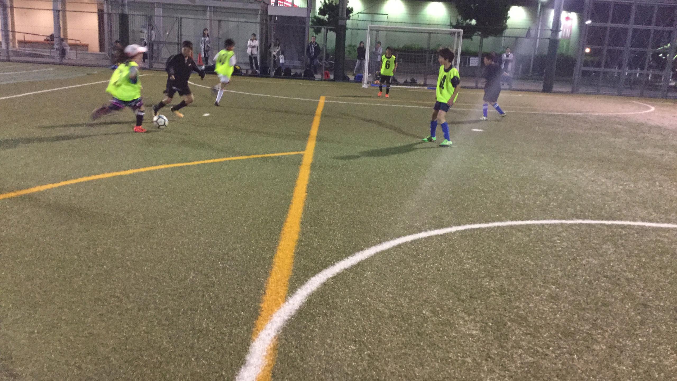 エフォートサッカースクール 明石 神戸市西区 舞子 大蔵海岸