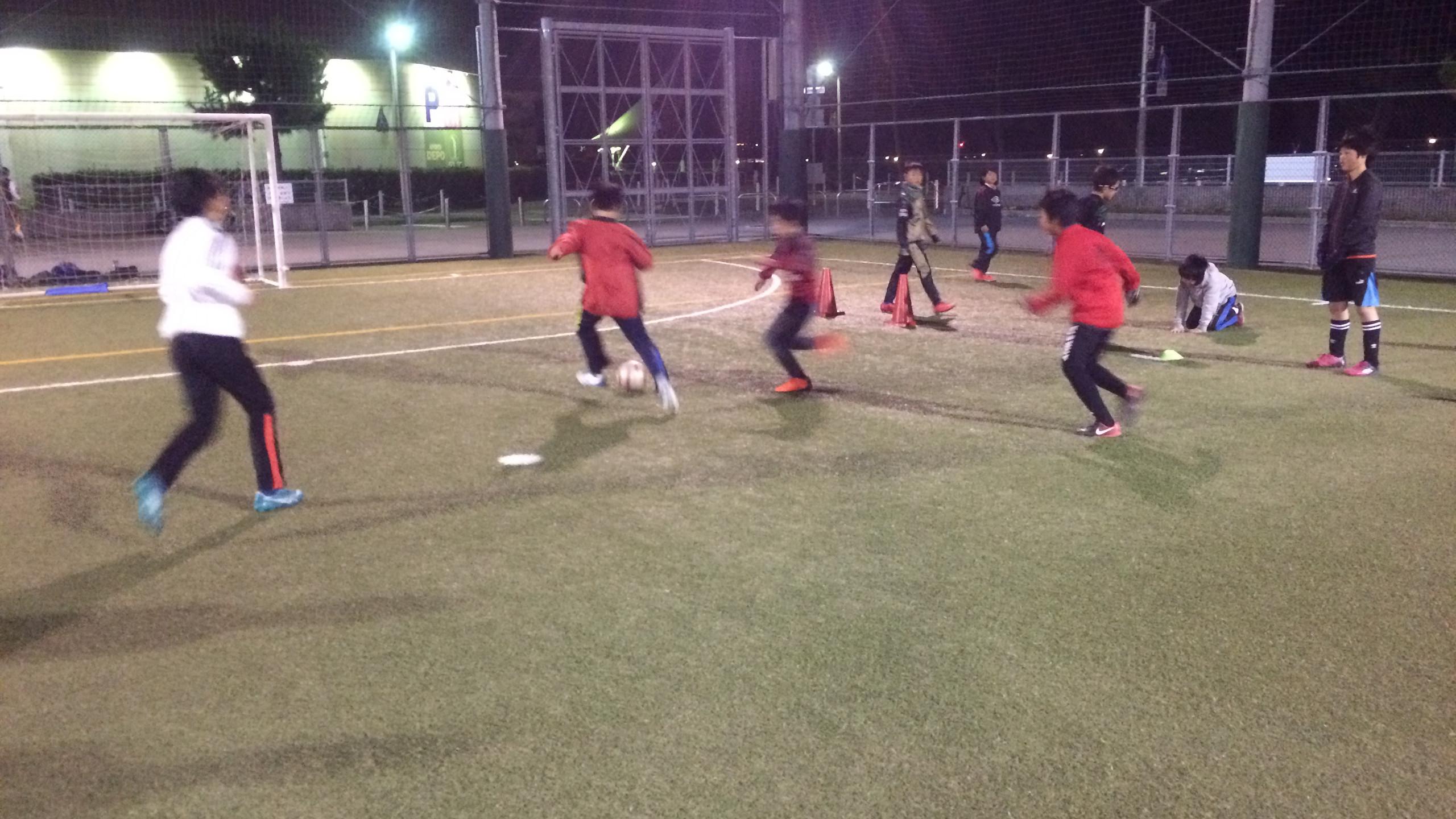 エフォートサッカースクール 明石 舞子 大蔵海岸 神戸市西区