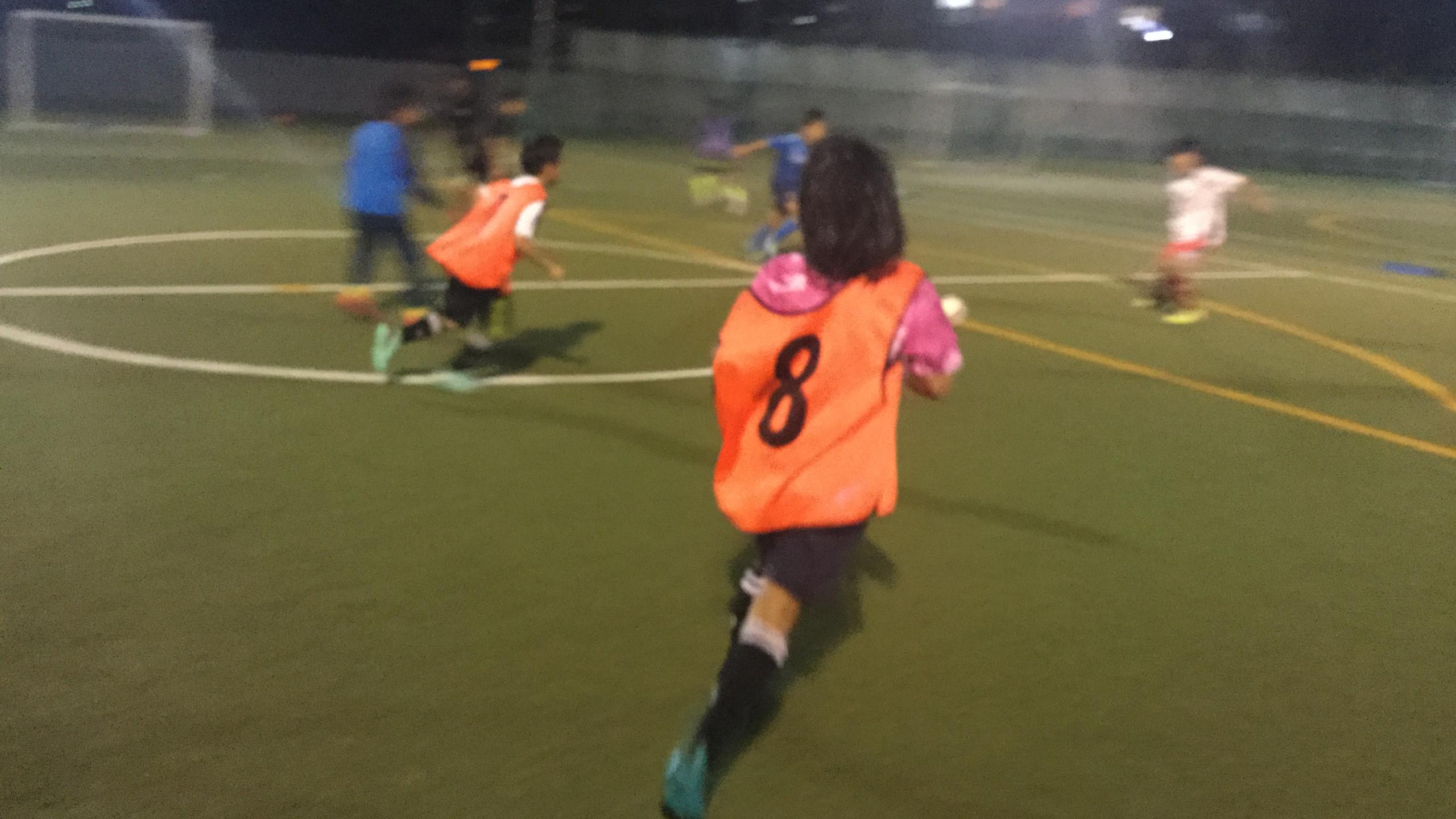 エフォートサッカースクール 明石 神戸 舞子 大蔵海岸