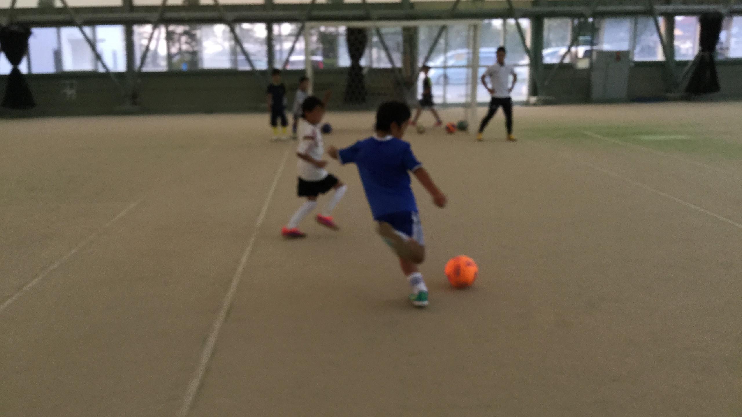 エフォートサッカースクール 明石 播磨 加古川 はりまシーサイドドーム
