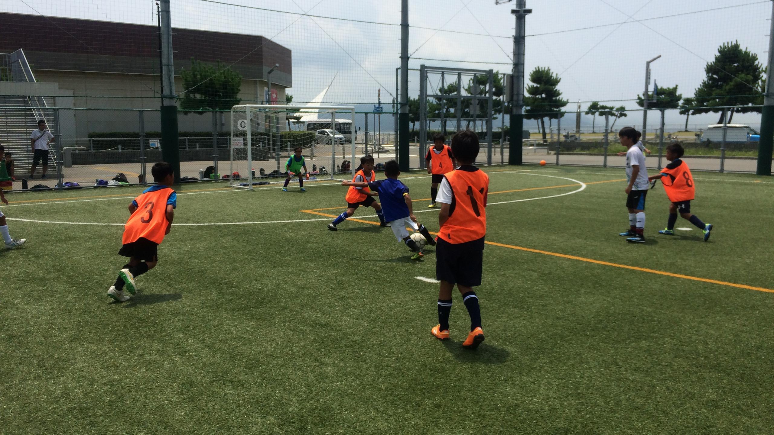 エフォートサッカースクール 明石 播磨 舞子 加古川
