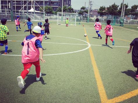 エフォートサッカースクール 10月スケジュール更新!