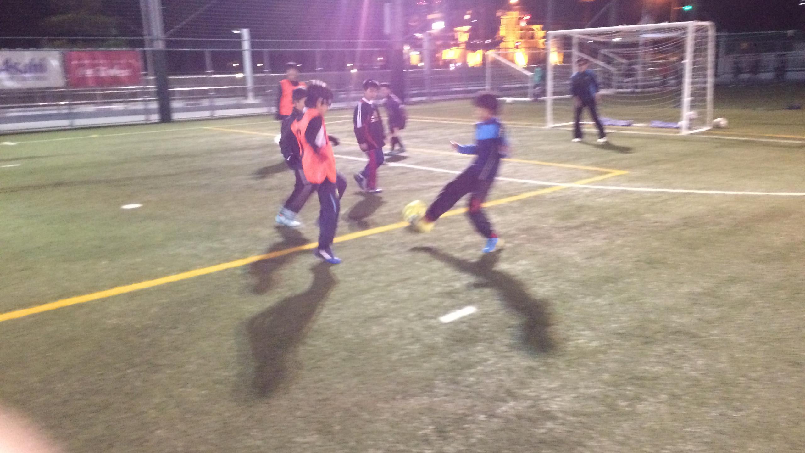 エフォートサッカースクール 明石 舞子 大蔵海岸