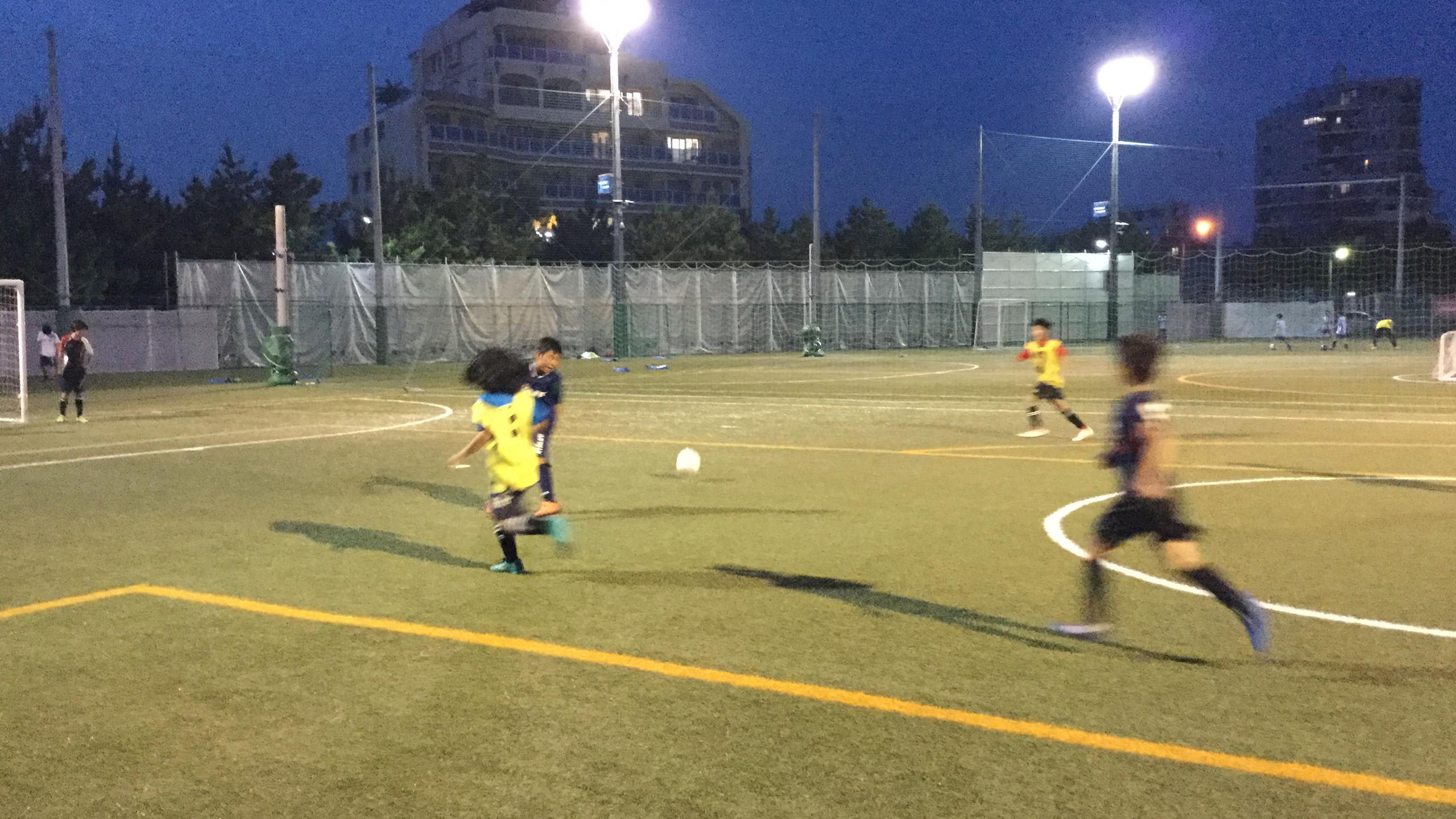 エフォートサッカースクール 明石 大蔵海岸 舞子 垂水 神戸市西区