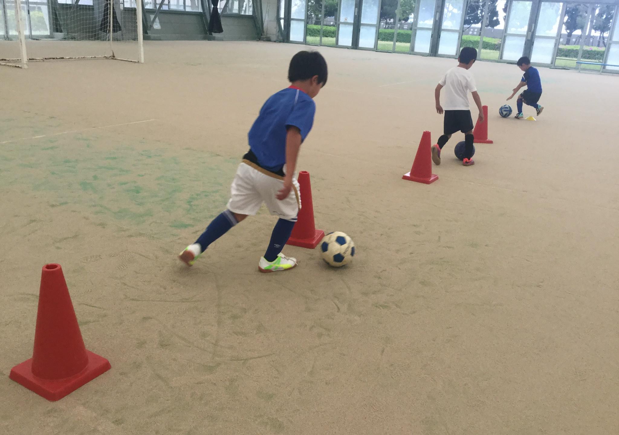 エフォートサッカースクール 明石 播磨 加古川 稲美 三木 舞子