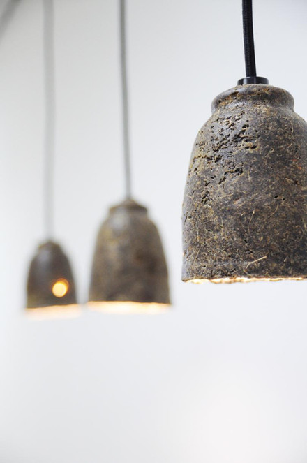 the peel lamp project