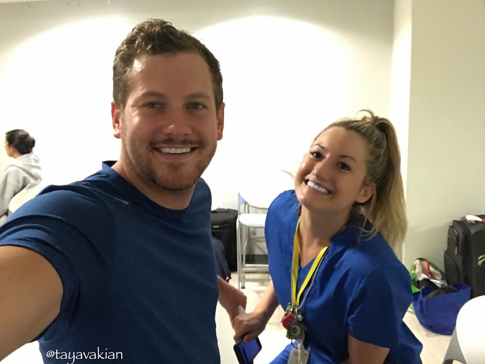 Hurricane Irma Medical Team