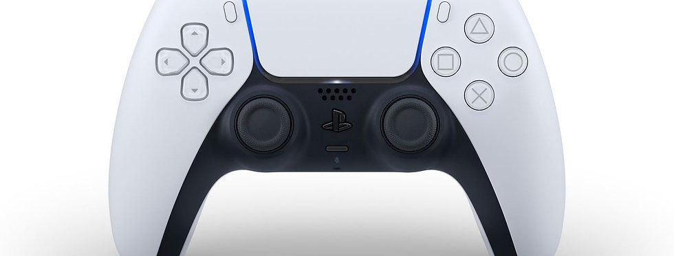 Sony Playstation 5 DualSense Controller - Glacier White (PS5)
