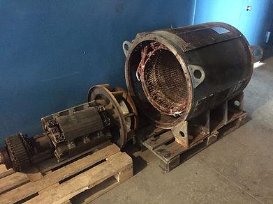 ремонт электродвигателей постоянного тока тюмень