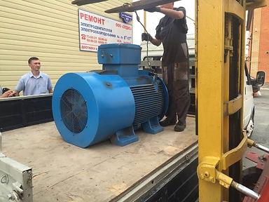 ремонт асинхронных электродвигателей тюмень