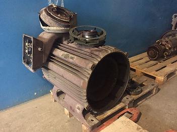 ремонт крановых электродвигателей тюмень