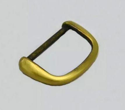 """""""Fancy"""" D-ring 1"""""""