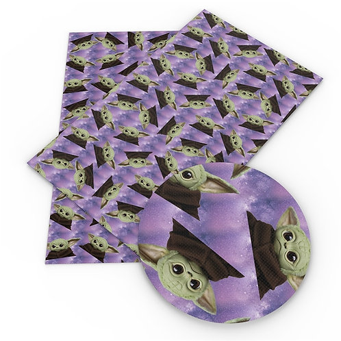 Green Guy Purple Vinyl