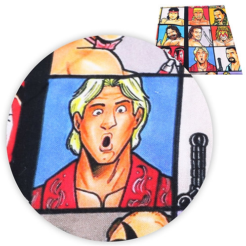 Wrestling Fans Fabric