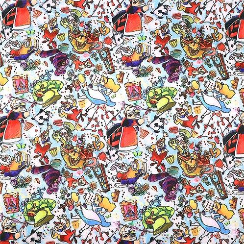 Alice Confetti Fabric