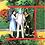 Thumbnail: Yellow Brick Road Scene Fabric