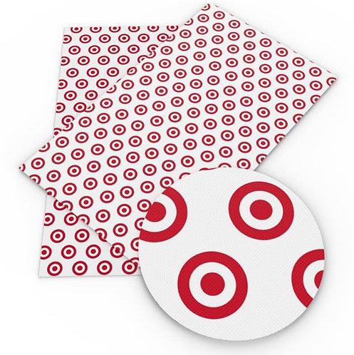 Bullseye Shopping Vinyl