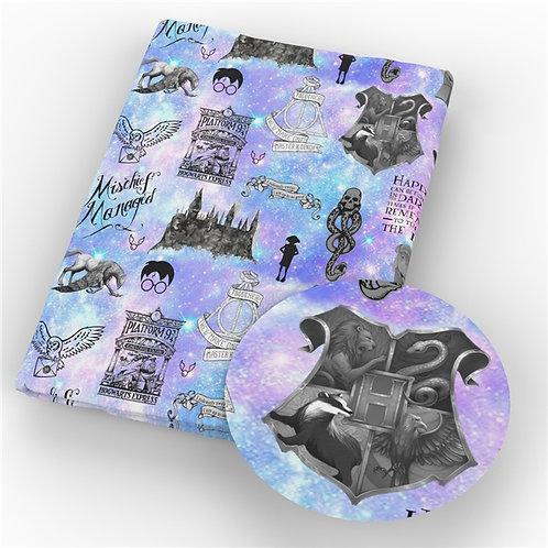 Wizard Pastel Fabric
