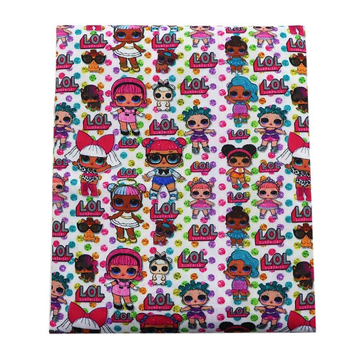 Surprise Dolls Fabric