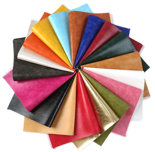 Soft Leather Look Vinyl - NEW COLORS!