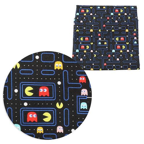 Pac-man Fabric