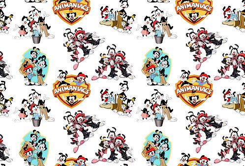 Animal Maniacs Fabric