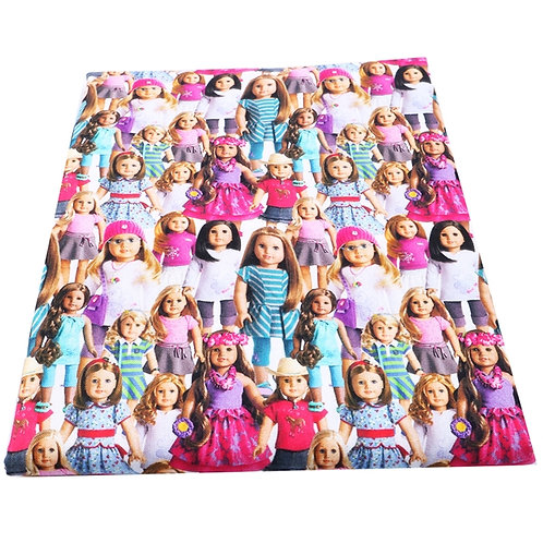 AG Dolls Light Fabric