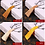Thumbnail: Pointed Top Tassels