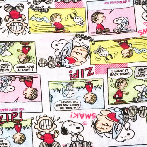 Comics Scene Fabric