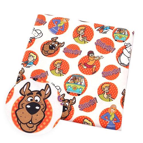 Dogs - Ruh-Roh! Fabric