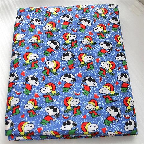 Christmas - Snoop Fabric