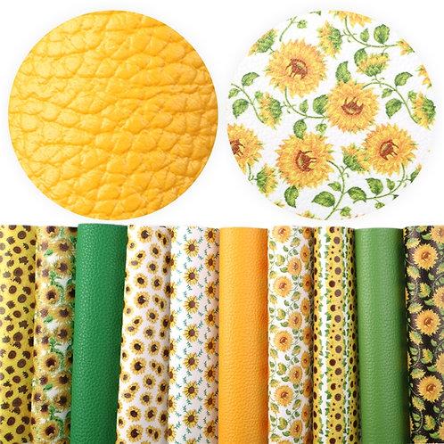 Sunflower Sheet Set