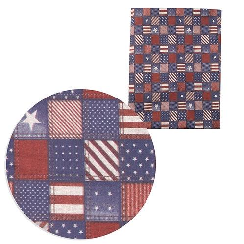 Americana Patchwork