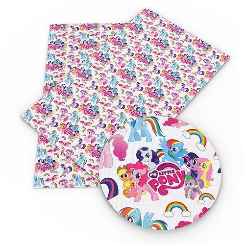 Cutest Little Pony Fabric