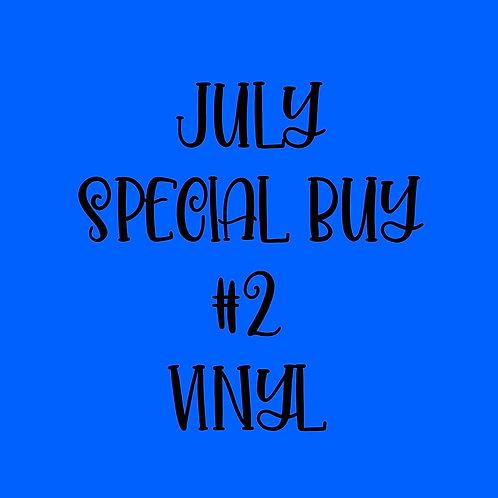 July Special Buy #2 Vinyl