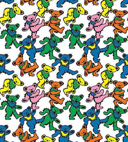 Groovy Bears Fabric