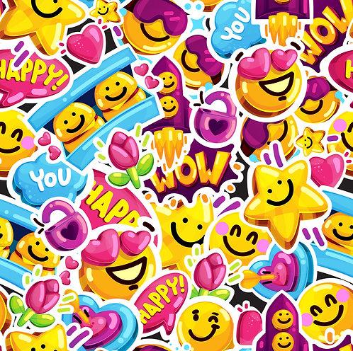 Emoji Fabric
