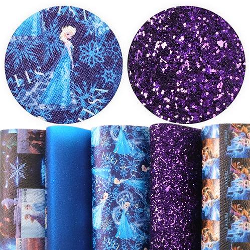 Icy Princess Sheet Set #2