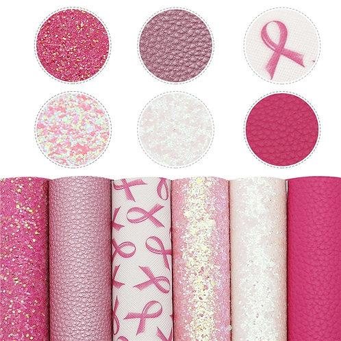 Pink Ribbon Sheet Set