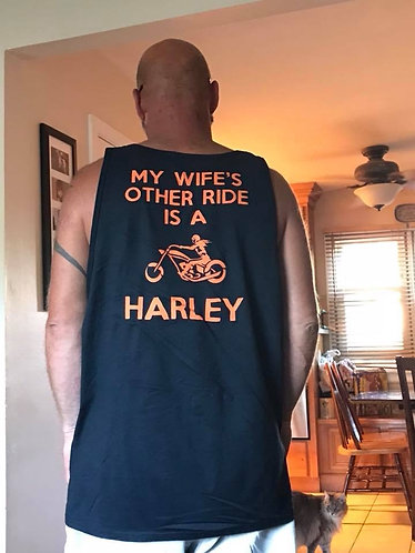"""""""My Wife's Other Ride"""""""