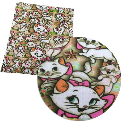 Cats - Fancy Cats Fabric