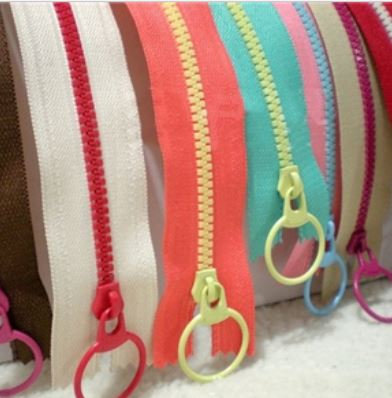 #3 Multicolor Resin Zipper, 30cm