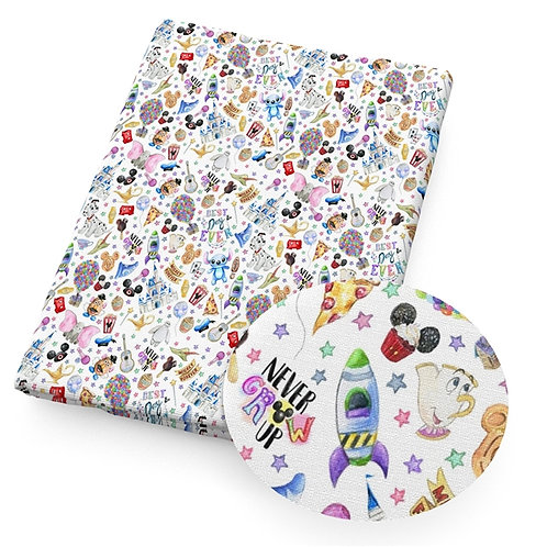Mouse Forever Fabric